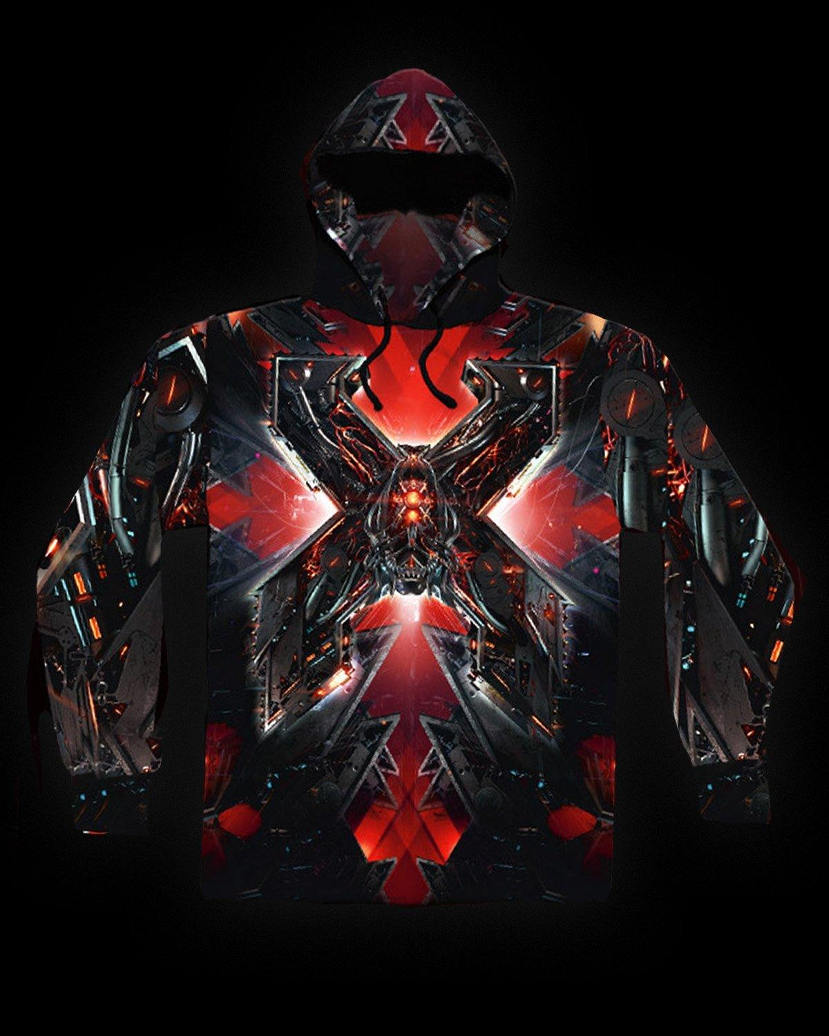 Ultimate Paradox Merchandise Bundle Hoodie