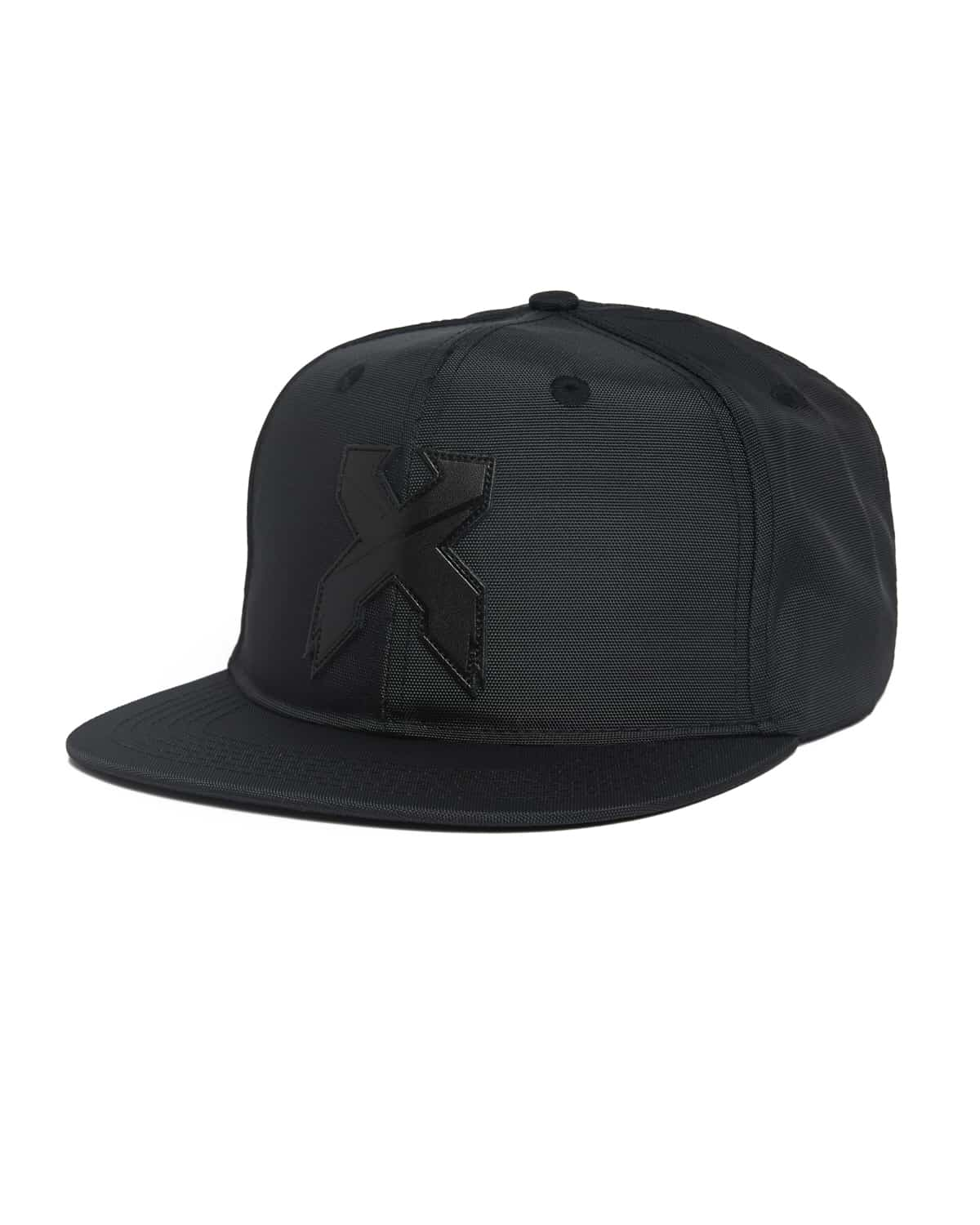 Excision 'Sliced' Ballistic Snapback - Black