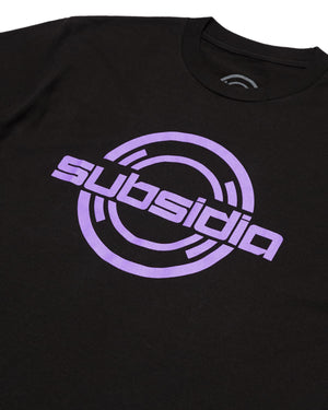Subsidia 'Large Logo' Tee - Night