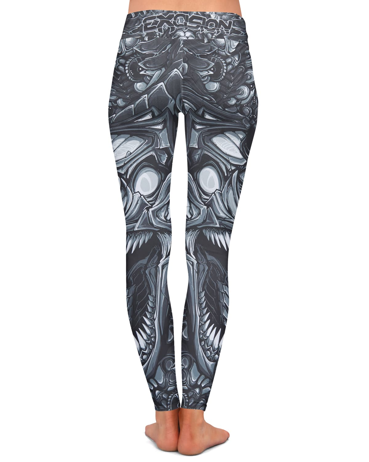 Excision 'Venom' Leggings - Moondust