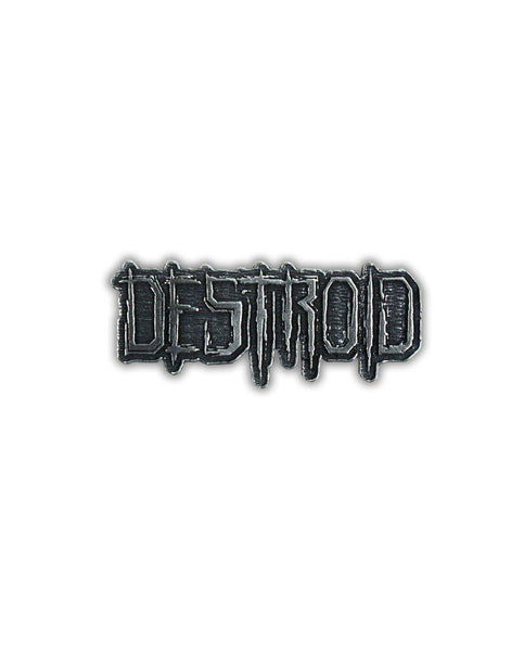 Destroid logo Hat Pin