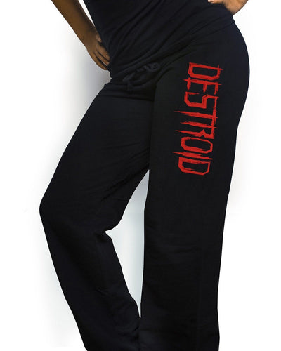 Destroid Girls Sweatpants