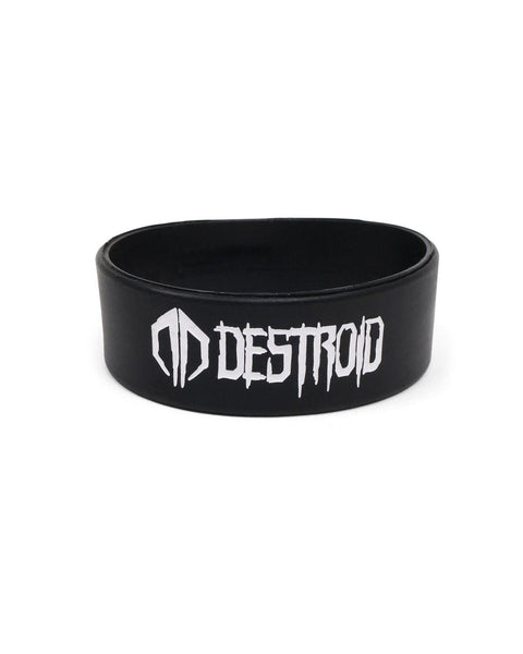 Destroid Wristband - Black