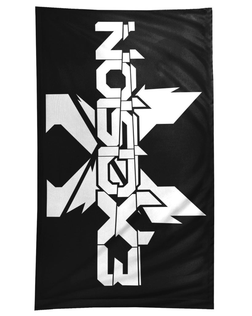 "Excision Flag - 60"" x 36"""
