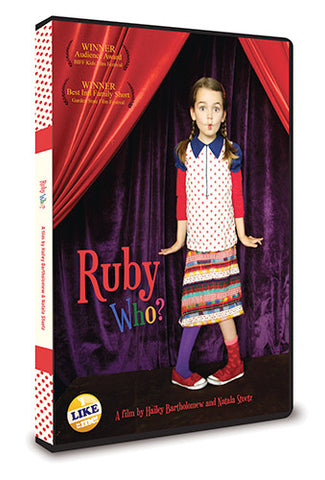 Ruby Who DVD