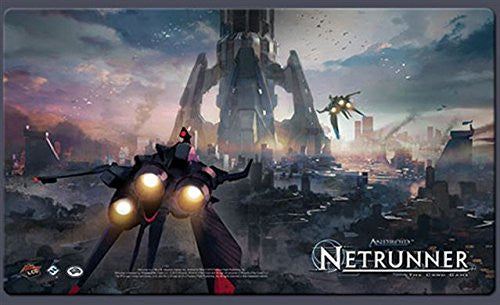 Android: Netrunner  Play Mat: The Root