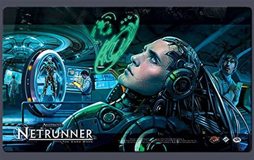 Android Netrunner Play Mat - Creation and Control