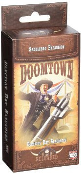 Doomtown Reloaded: Saddlebag 03 Election Day Slaughter