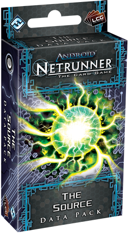Android: Netrunner LCG  The Source Data Pack