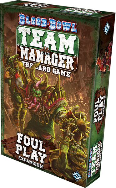 Blood Bowl Team Manager: Foul Play Expansion
