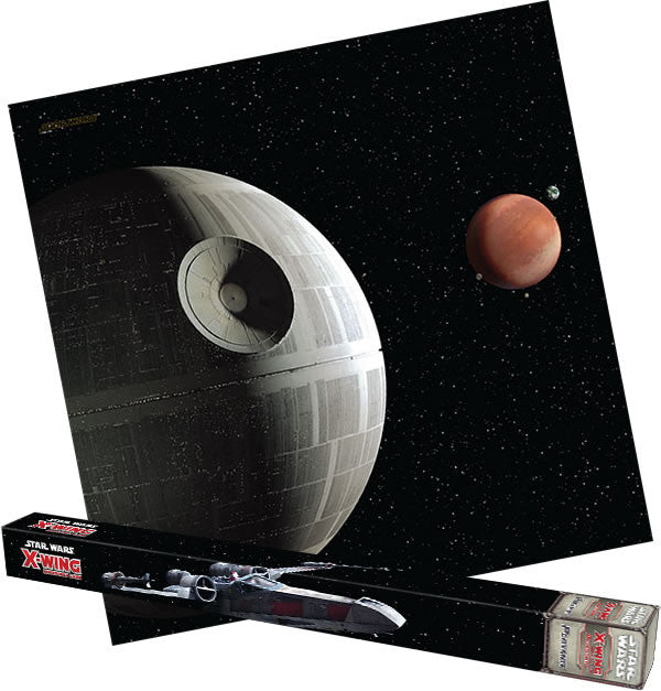 Star Wars Death Star Assault Playmat
