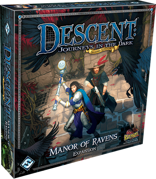 Descent 2nd Edition: Manor of Raven