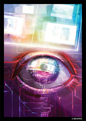 FFG Android: Netrunner Art Sleeves Pop-Up