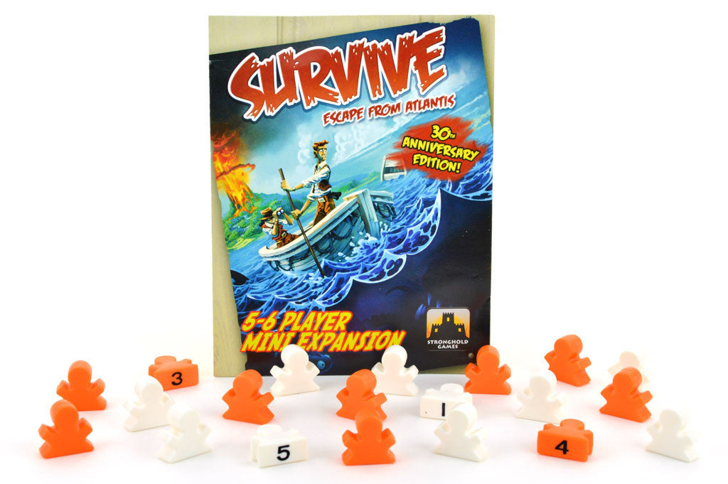 Survive: 5-6 Players Expansion