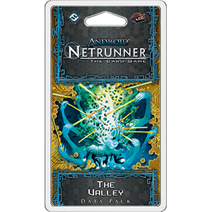 Android: Netrunner LCG  The Valley Data Pack