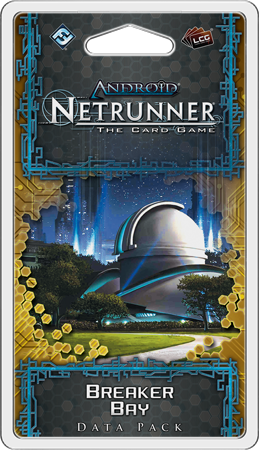 Android: Netrunner LCG  Breaker Bay Data Pack