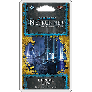 Android: Netrunner LCG  Chrome City Data Pack