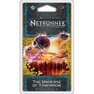 Android: Netrunner LCG The Universe of Tomorrow Data Pack