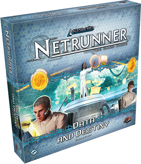 Android: Netrunner Data and Destiny Deluxe Expansion