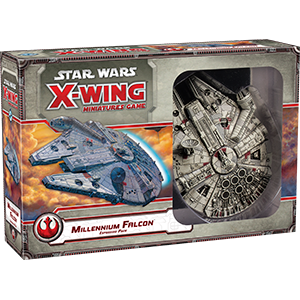Star Wars X-Wing: Millennium Falcon Expansion Pack