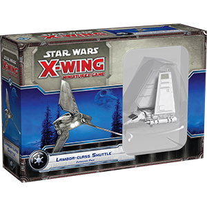 Star Wars X-Wing: Lambda Class Shuttle Expansion Pack