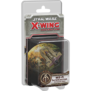 Star Wars X-Wing: M3-A Interceptor Expansion Pack