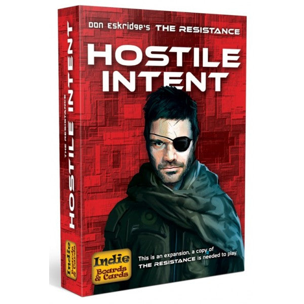 The Resistance: Hostile Intent Expansion