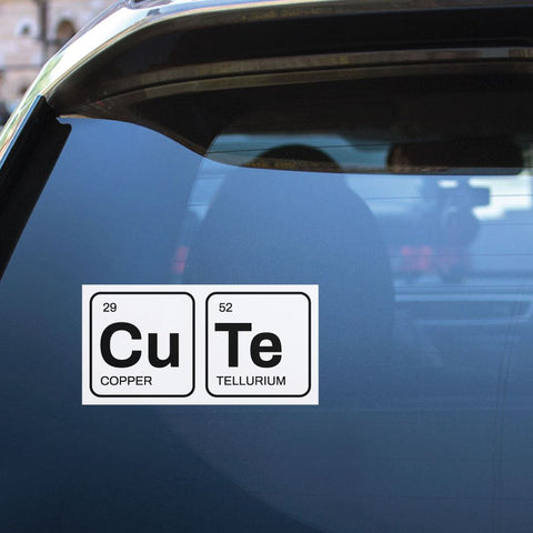 Cute Sticker Decal
