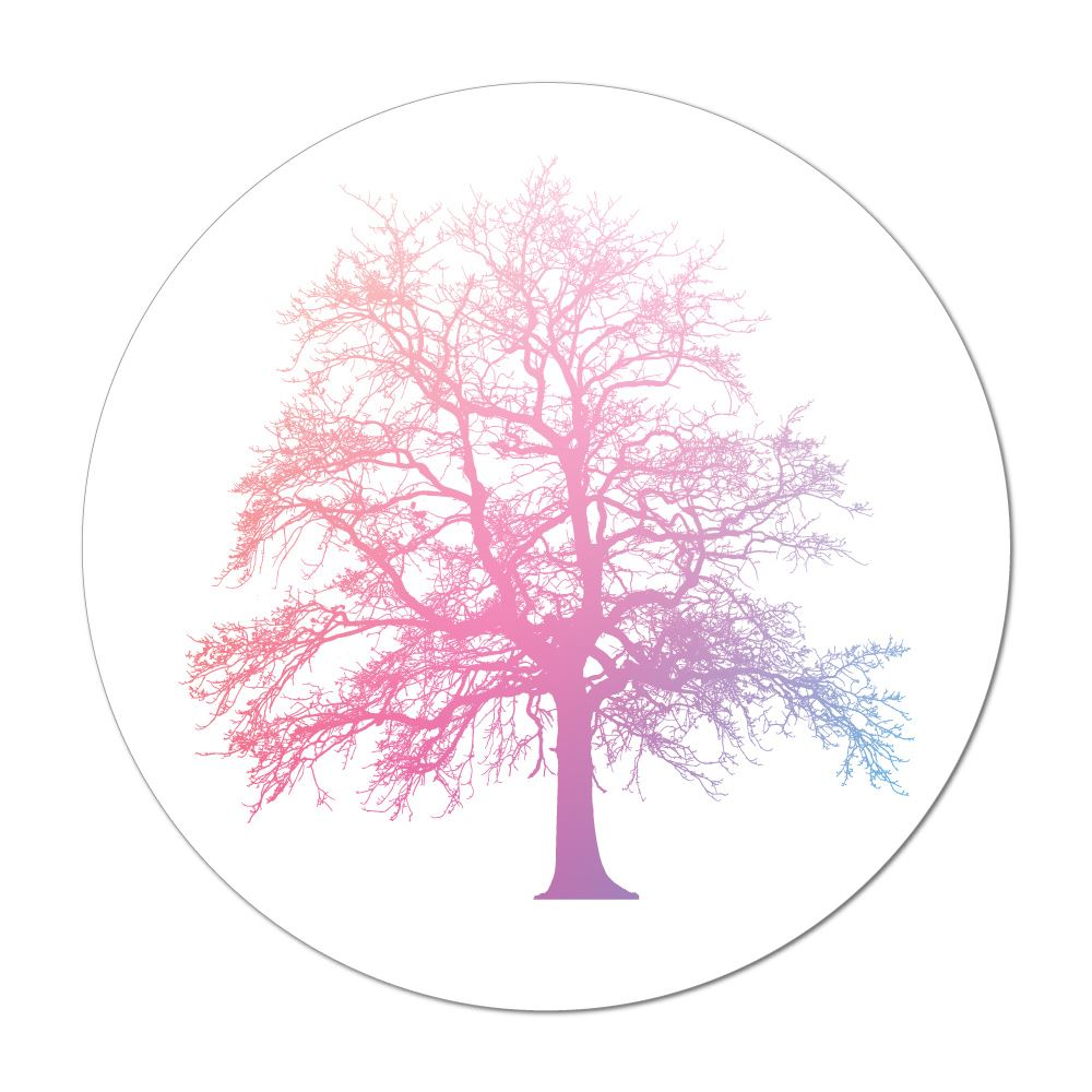 Magical Tree Car Sticker Decal