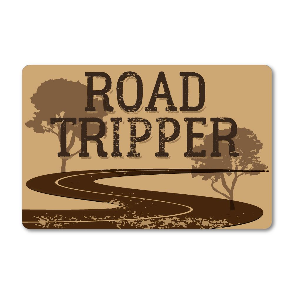 Road Tripper  Sticker Decal