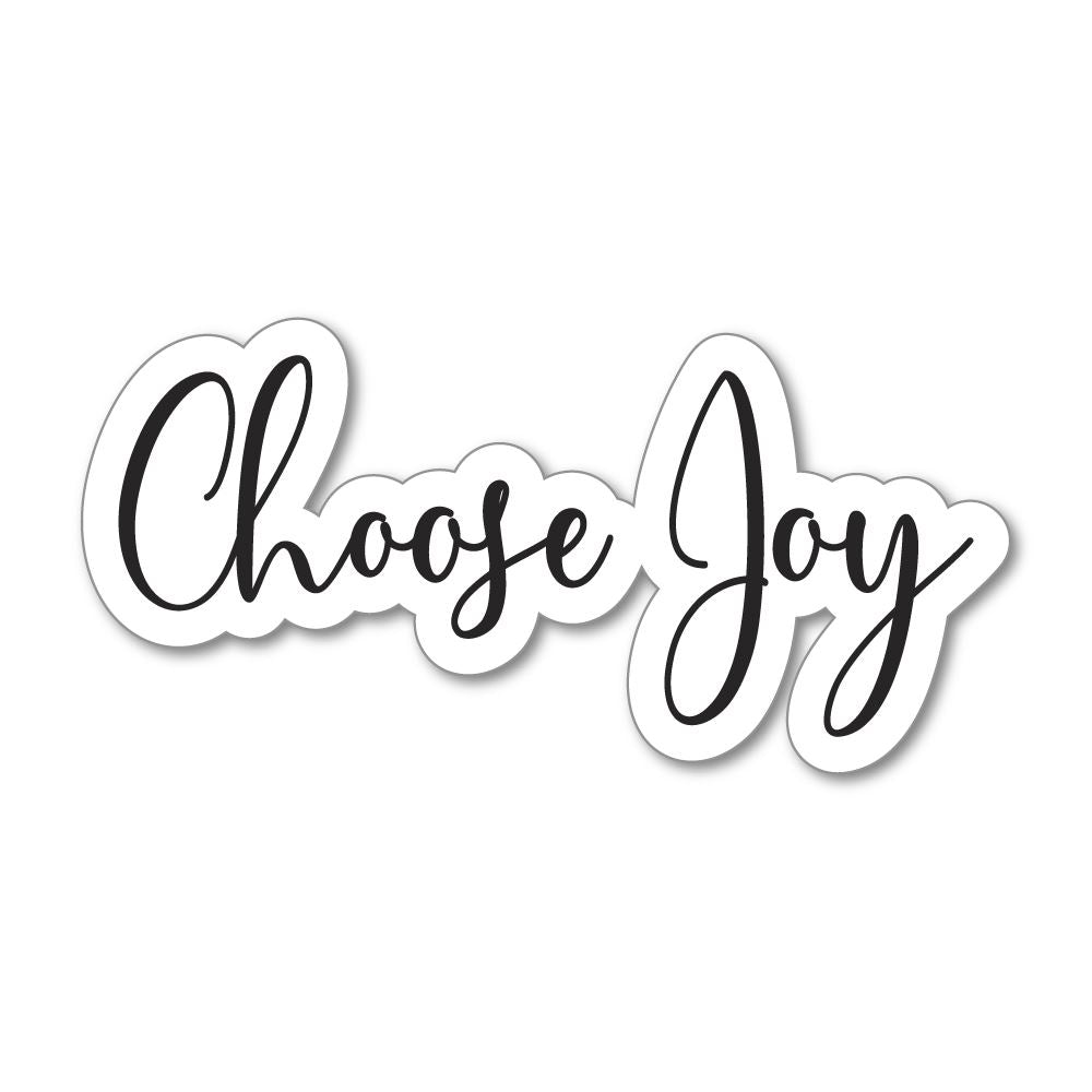 Choose Joy Sticker Decal