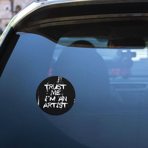 Trust Me Sticker Decal