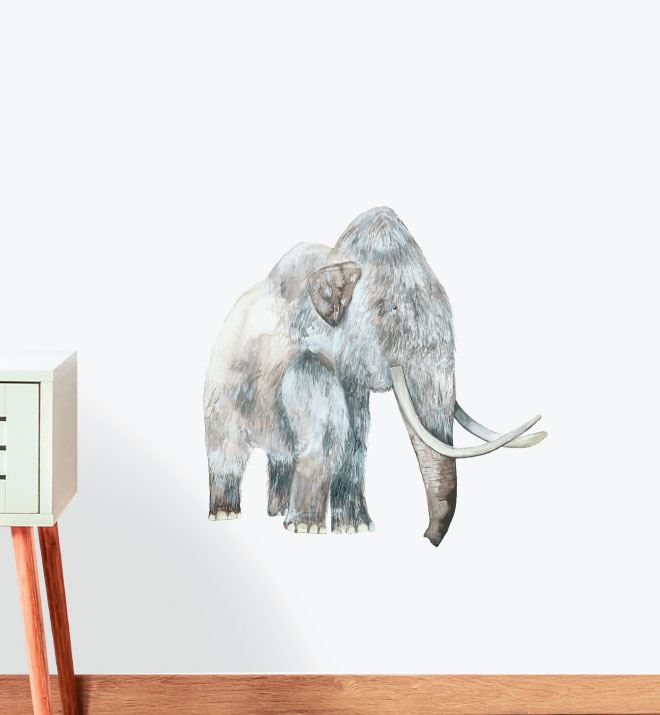 Mammoth Wall Sticker Decal