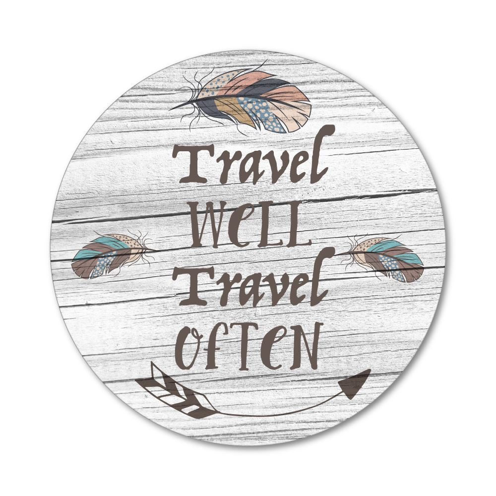 Travel Often Sticker Decal