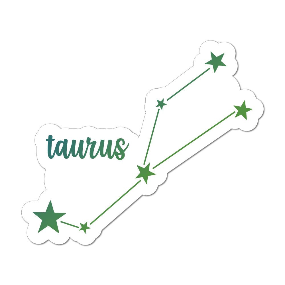 Taurus Laptop Car Sticker Decal