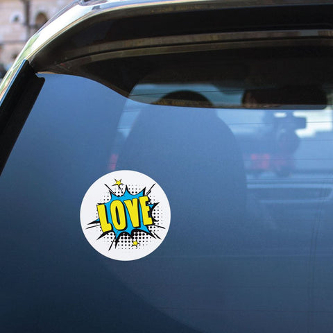 Love  Sticker Decal