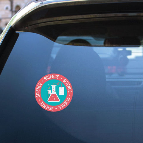 Science Sticker Decal