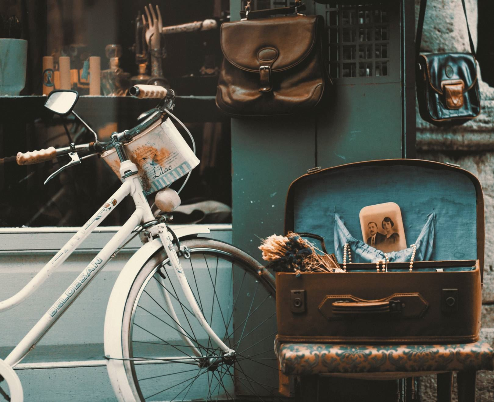 Bike And Antiques