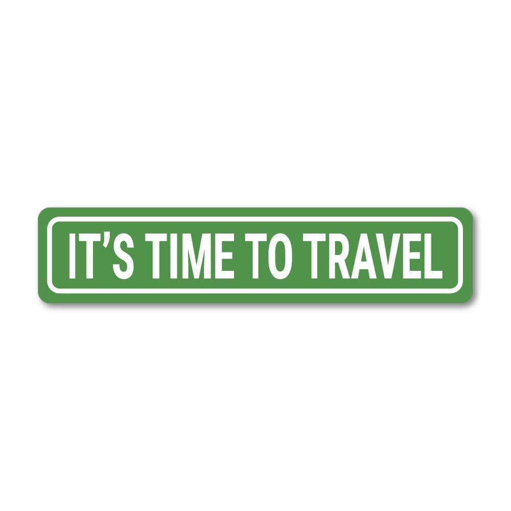 Travel Sticker Decal