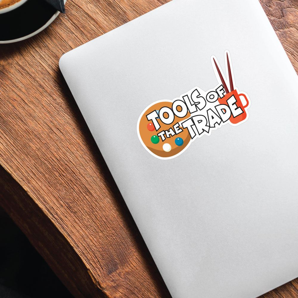 Tools Of The Trade Sticker Decal
