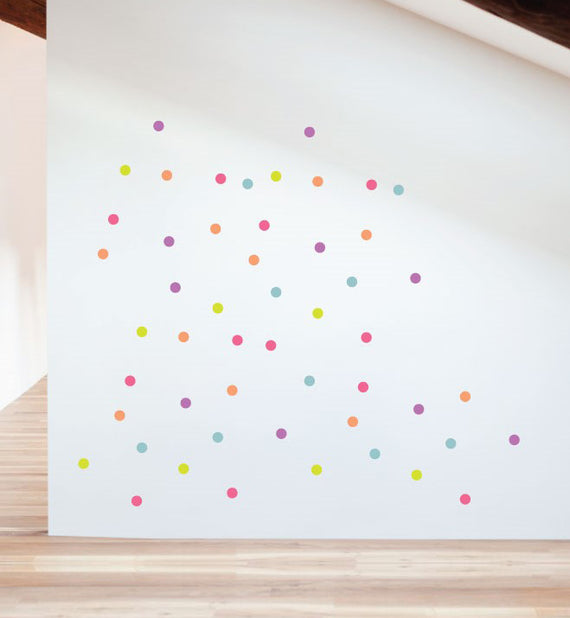 Gelato Dots Wall Sticker