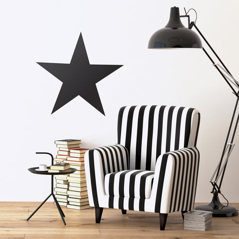 Big Bright Star Wall Sticker