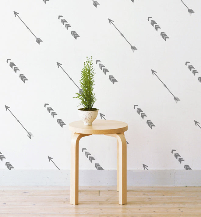 Tribal Arrows Pattern Wall Sticker