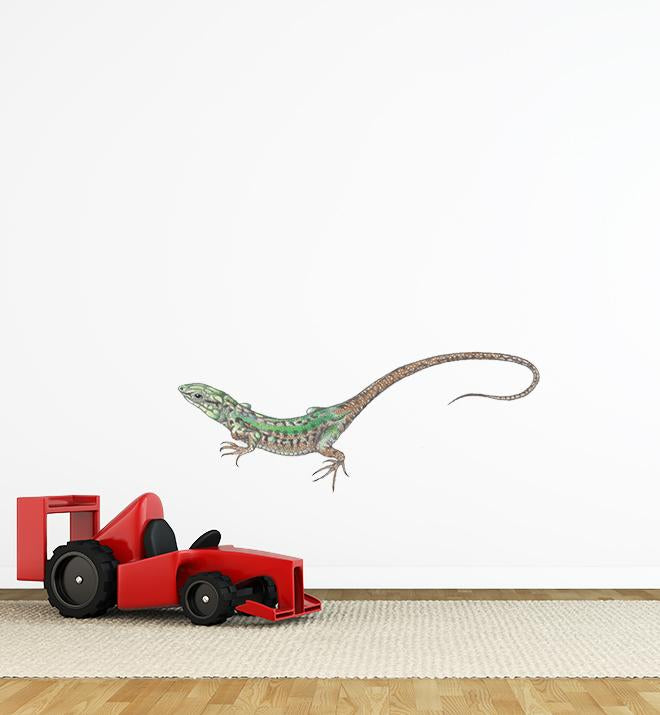 Wall Lizard Wall Sticker