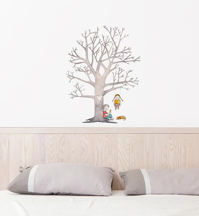 Friendship Tree Wall Sticker