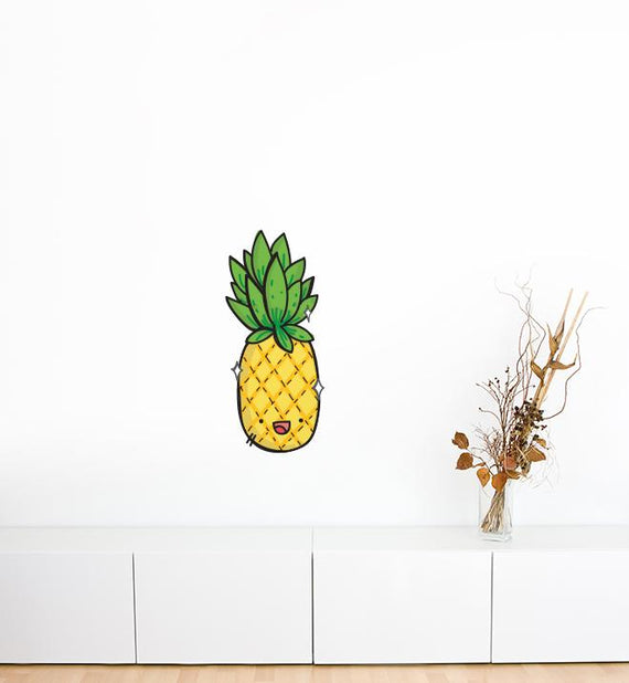 Delicious Pineapple Wall Sticker