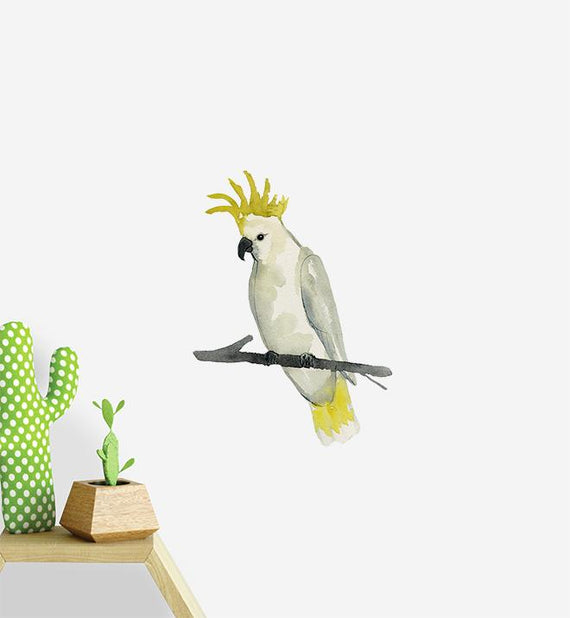 Cockatoo Wall Sticker