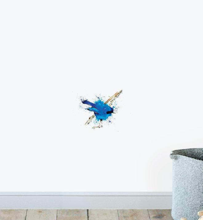 Bluebird Wall Sticker