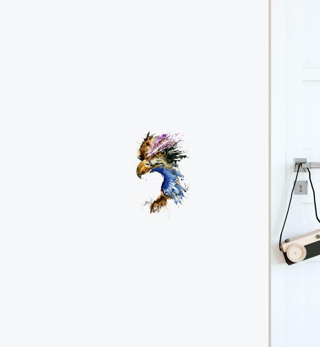 Eagle Wall Sticker