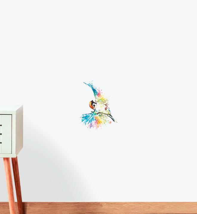 Sparrow Wall Sticker